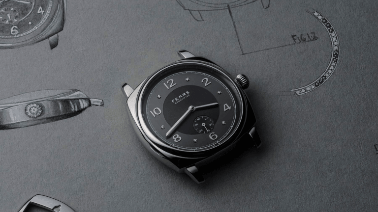 Fears Gets Fearless With New Ultra-Luxury Timepiece