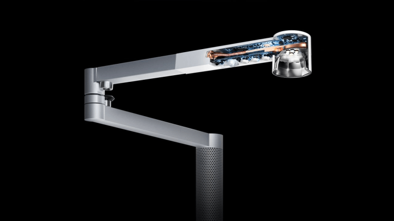 Dyson's New Smart Lamp Changes the Game