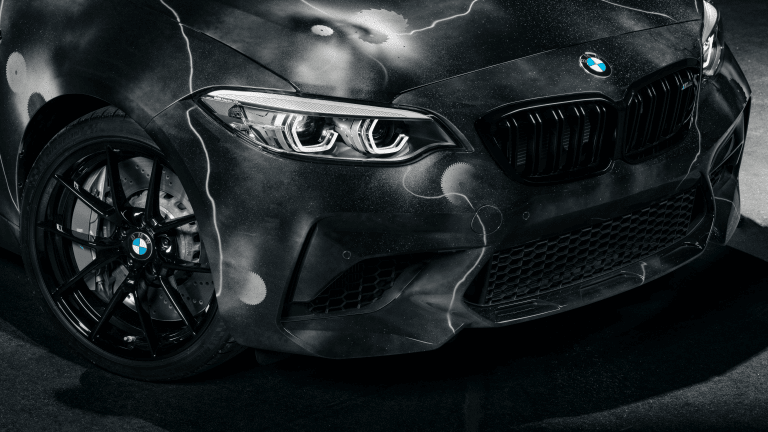 BMW x FUTURA 2000 Reveal Eye-Popping M2 Competition Collab