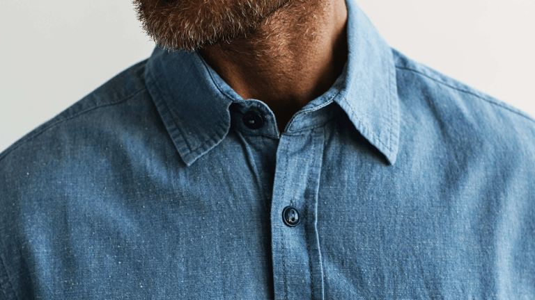 This Miracle Fabric Shirt Is the Future of Chambray