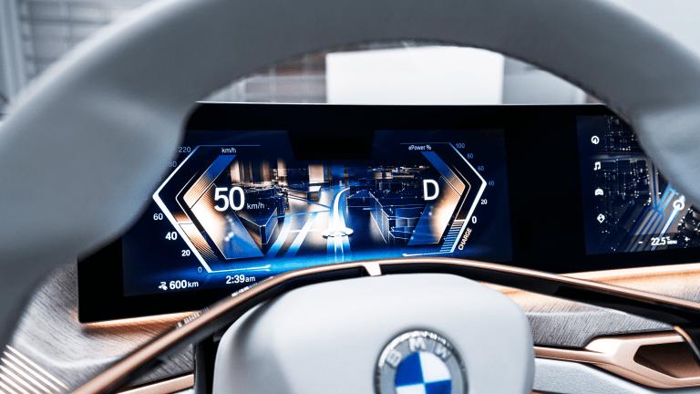 BMW Unveils Modern Logo Redesign