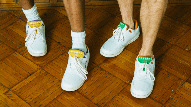 Rowing Blazers x Sperry Team Up on Retro-Tinged Sneaker