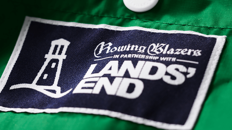 Rowing Blazers and Lands' End Team Up on Two Super-Cool Pieces