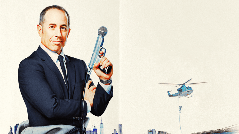 Jerry Seinfeld Channels James Bond in '23 Hours to Kill' Teaser Trailer