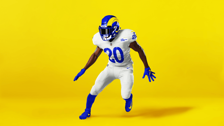 Los Angeles Rams Unveil New Uniforms for 2020 Season