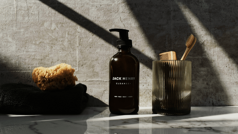Jack Henry's All-in-One Organic Cleanser Is On Sale Now