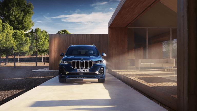 BMW Reveals Alpina XB7 SUV