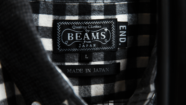 END. Clothing and Beams Plus Link Up for Capsule Collection
