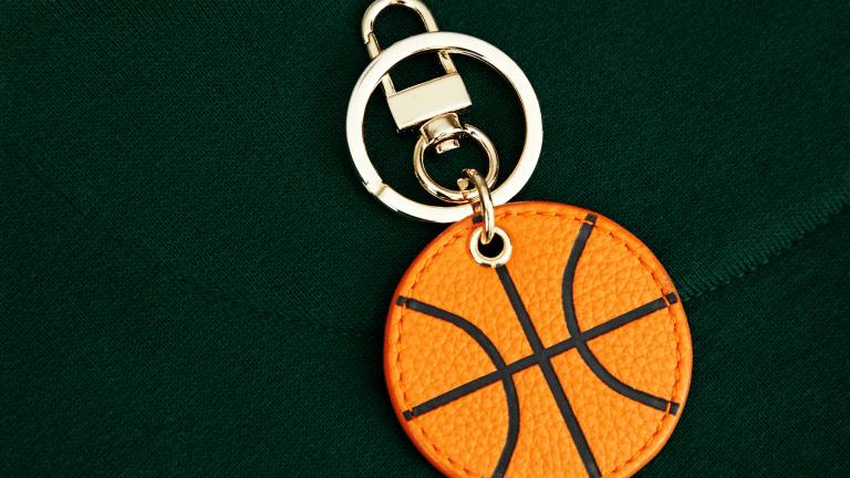 Allen St. Releases EDC-Upgrading Basketball Keyring