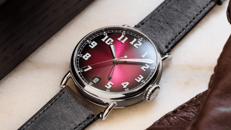 H. Moser & Cie Brings the Cool With New Heritage Dual Time