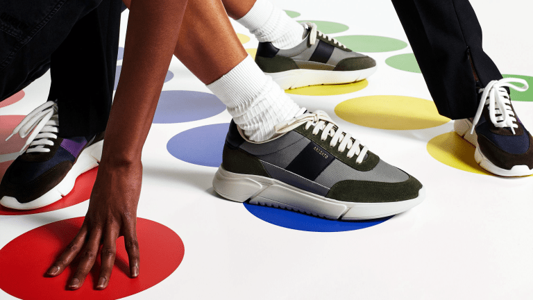 Axel Arigato Remixes the Retro Runner With a Modern Element