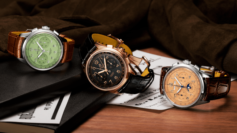 Breitling Keeps It Classic With the Premier Heritage Collection