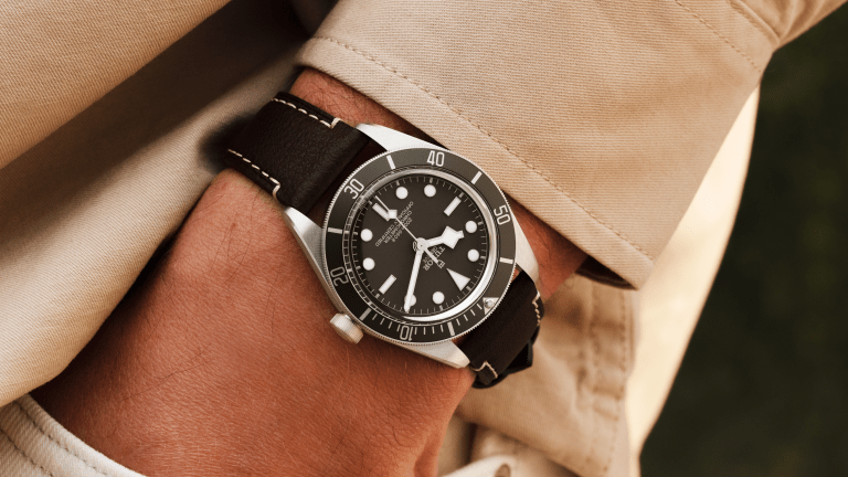 Tudor Launches the Black Bay Fifty-Eight 925