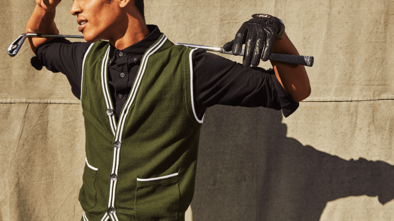FootJoy x Todd Snyder Launch Golf Collection