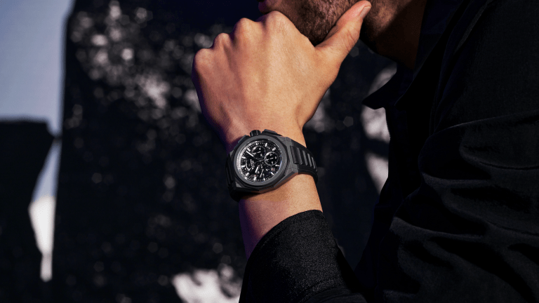 Zenith Stuns With New DEFY Extreme Watch