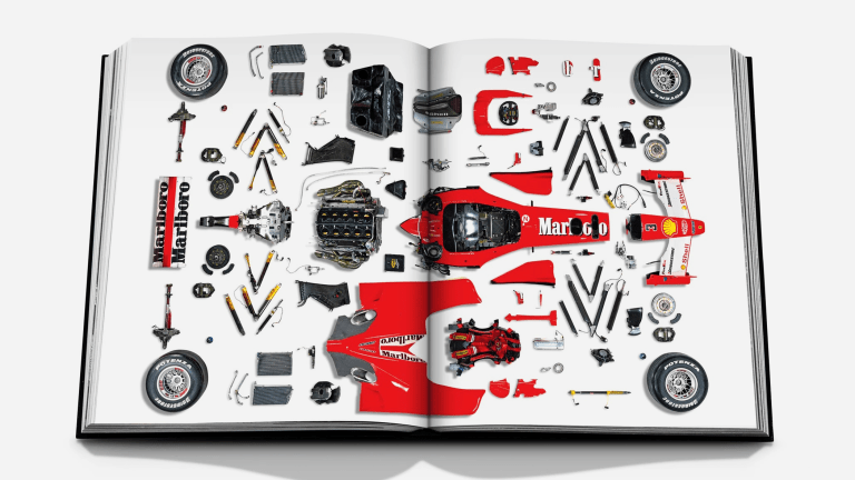 Assouline Brings Formula 1 to the Impossible Collection
