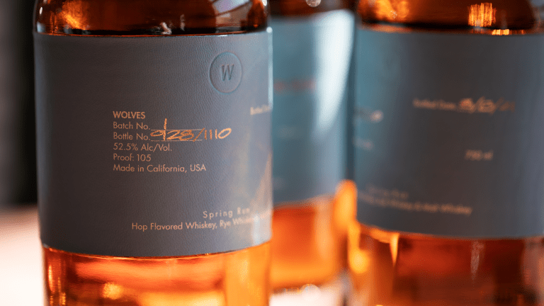 Wolves Whiskey Launches New Limited Release