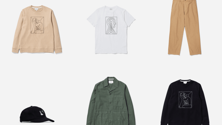 Norse Projects Teams With Geoff McFetridge on New Capsule