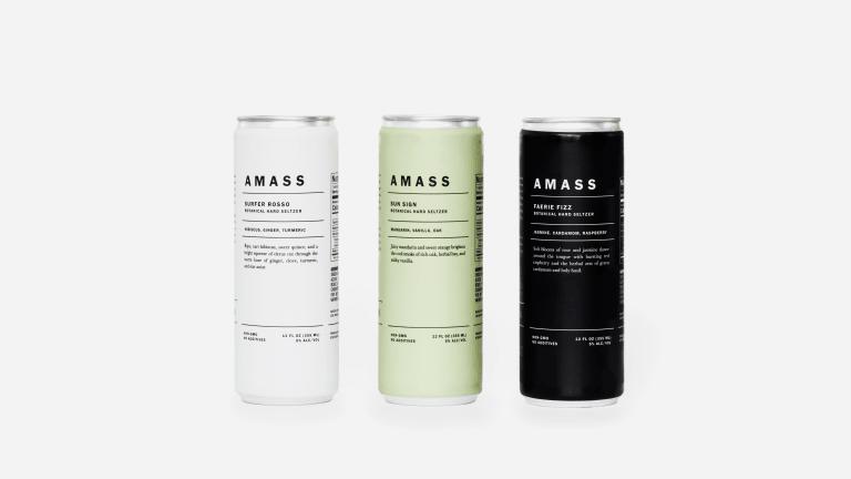 AMASS Enters the Premium Hard Seltzer Space