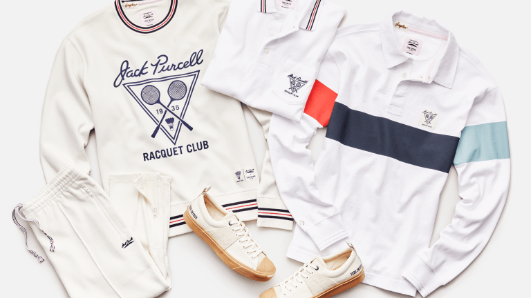 The Jack Purcell x Todd Snyder Collab Is Available Now