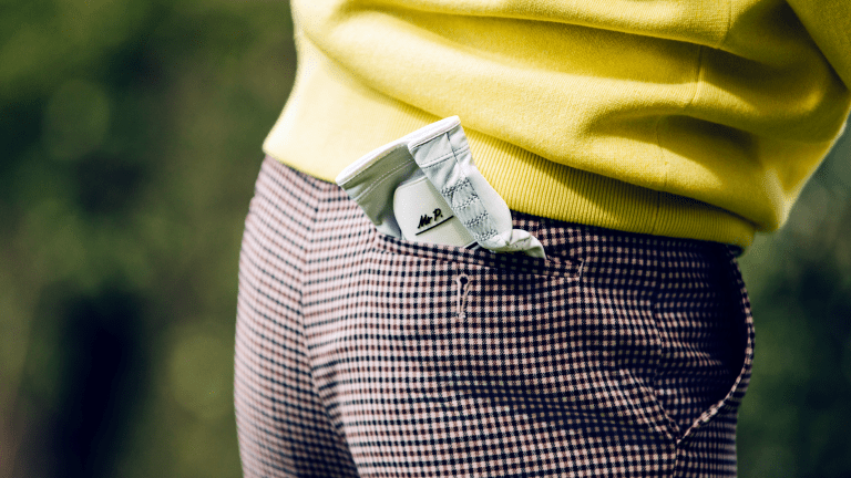 Meet the Ultimate Golfer's Uniform (Gloves and Shoes Included)