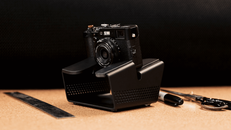 BASE Object Releases a Desk-Upgrading Camera Stand