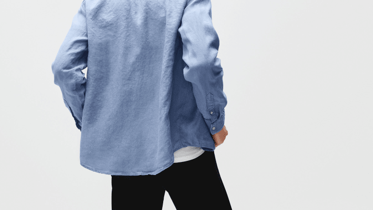Everlane's New Linen Shirts are Sunshine in Fabric Form