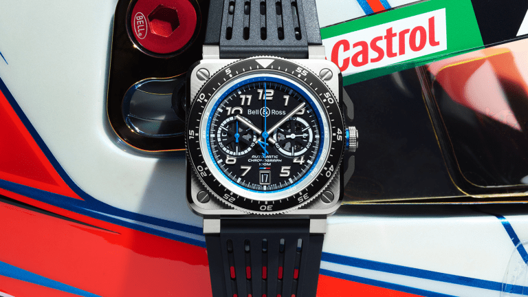 Bell & Ross x Alpine F1 Reveal New Watch Collection