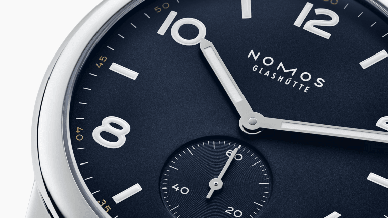 NOMOS Releases a Trio of Ltd. Edition Club Automatic Watches