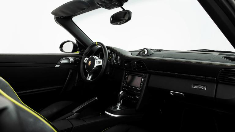 Car Porn: Ltd. Edition 2013 Porsche 911 Turbo S Cabriolet
