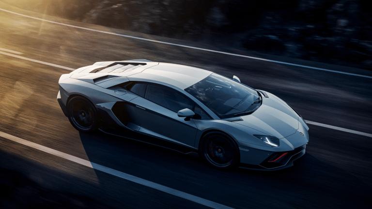 The Final Lamborghini Aventador Has Been Unveiled