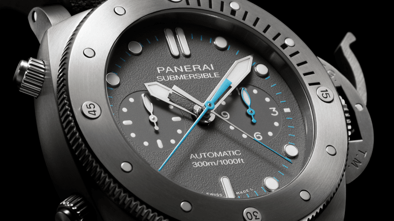 New Panerai x Jimmy Chin Watch Collab Comes With an Epic Jackson Hole Excursion