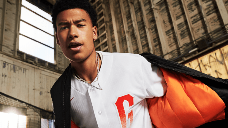 Nike x San Francisco Giants Release Super-Stylish City Connect Jersey