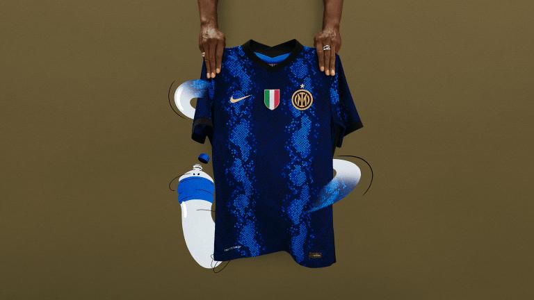 Nike and Inter Milan Reveal 2021/22 Jersey