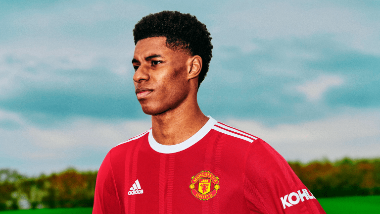 adidas Football and Manchester United Reveal 2021/22 Home Kit