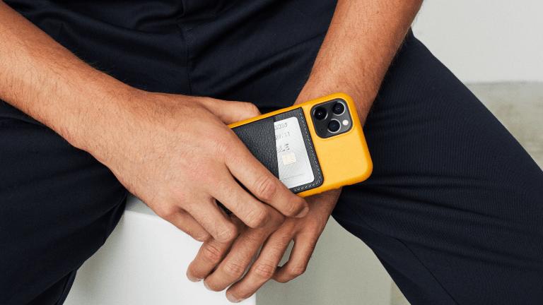 Meet the Best iPhone Cardholder, Hands Down