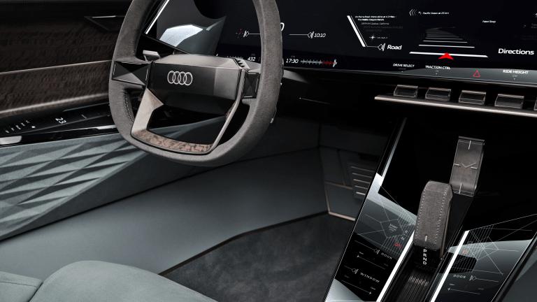 Audi Reveals an Eye-Popping, Transforming Concept Car