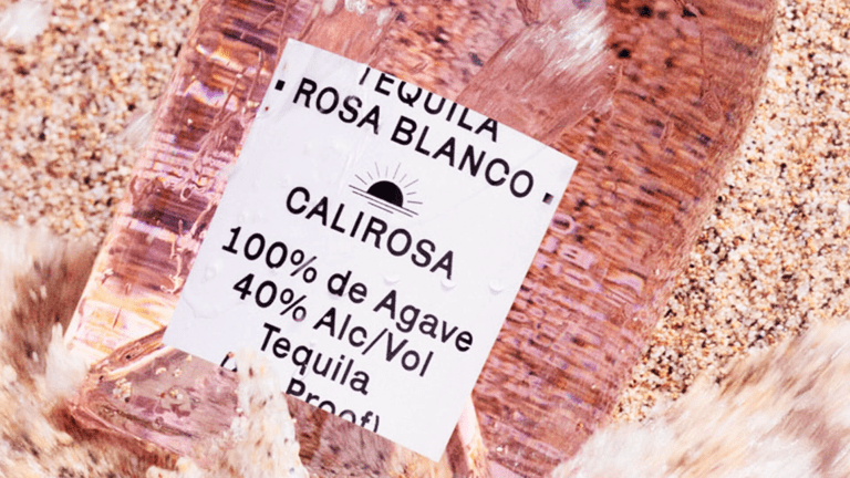 Calirosa Launches Premium Tequila Aged in Red Wine Barrels