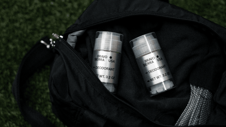 Military Personnel Helped Dial In This Natural Deodorant Solution