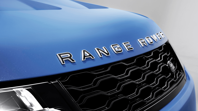 New Range Rover Sport SVR Ultimate Edition Is a Thing of Beauty