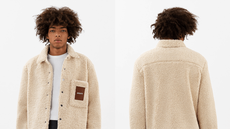 Axel Arigato Brings the Cool With New Aspen Teddy Overshirt