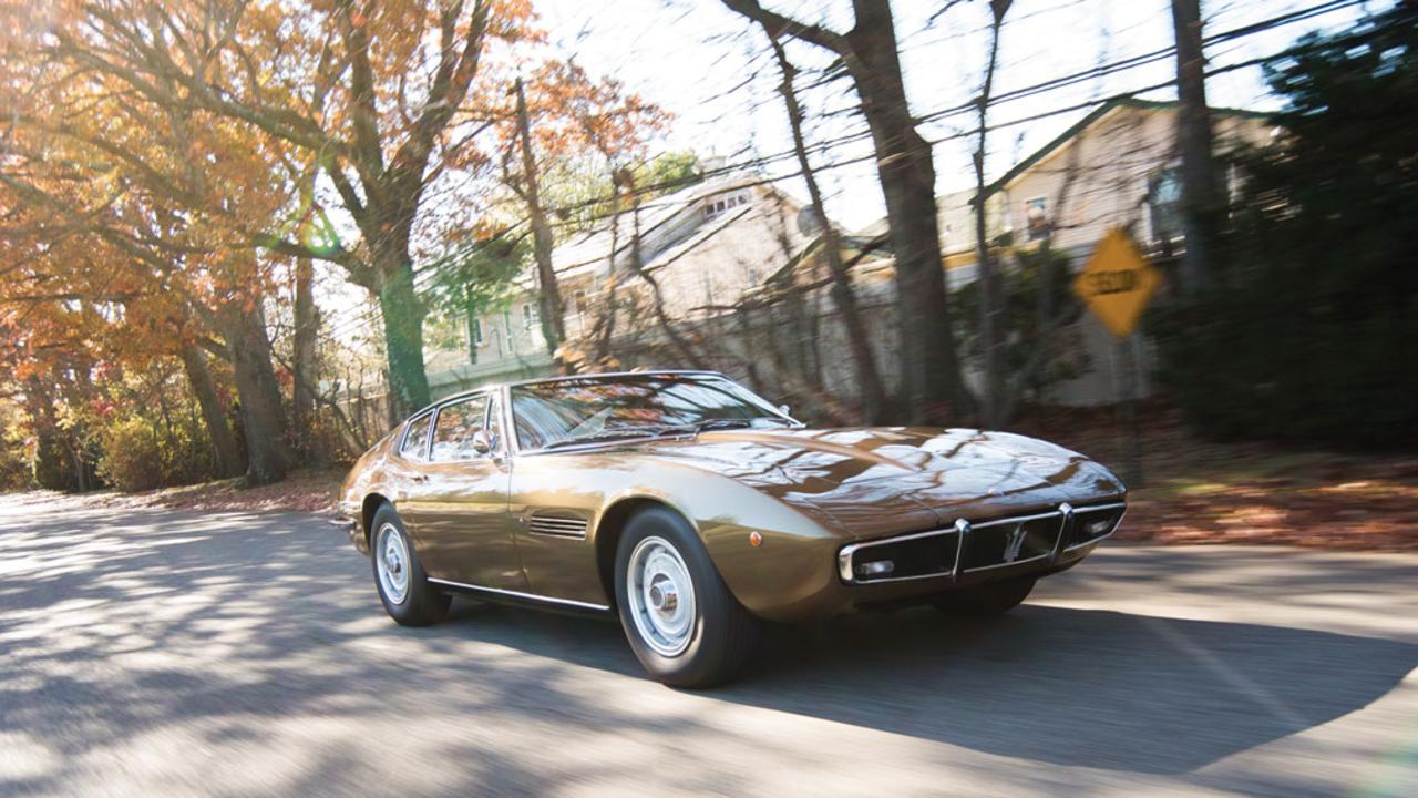 Car Porn 1970 Maserati Ghibli 49 Ss Coupe - Airows-2499