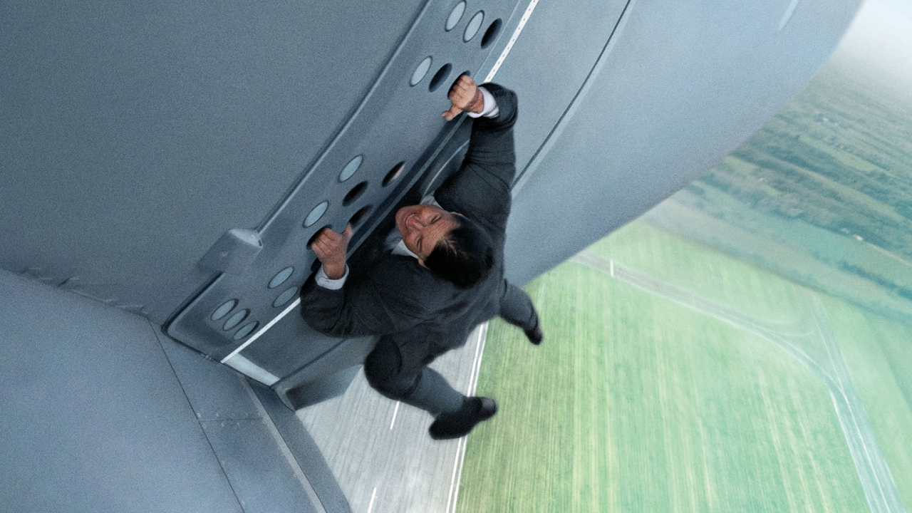 Heres How Tom Cruise Did The Insane Plane Stunt For Mission - Behind the scenes of the insane plane stunt in mission impossible rogue nation