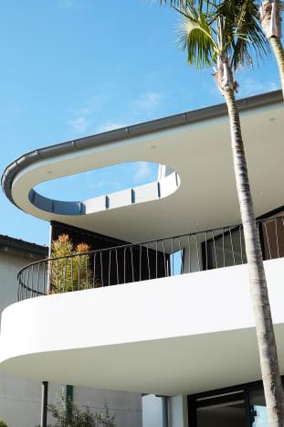 Prue RuscoeCourtesy Luigi Rosselli Architects