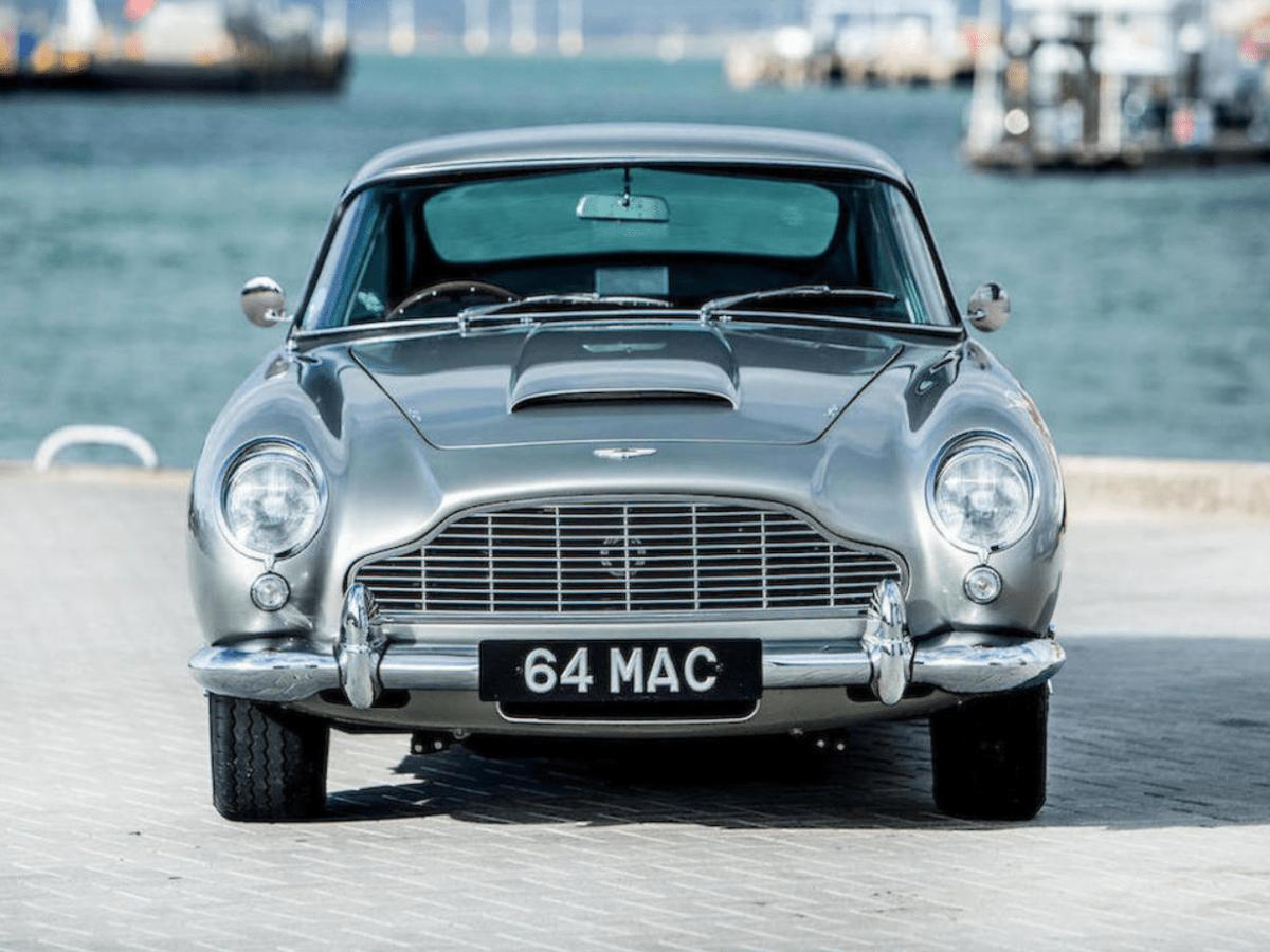 Paul Mccartney S 1964 Aston Martin Db5 Airows