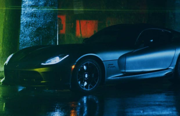 Airows TV: Moving Portraits - Limited Edition Dodge Viper SRT TA
