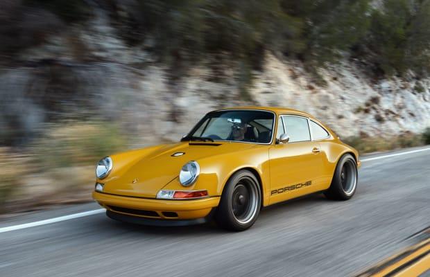 Orange Crush: Check Out This Unbelievably Impressive Custom Porsche 911