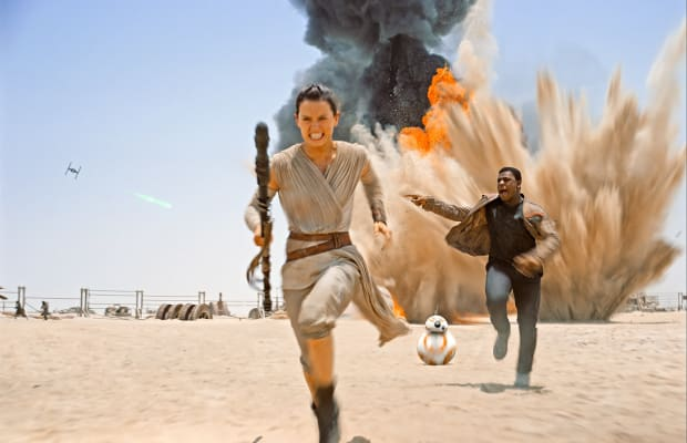 Did Stephen Colbert Just Predict The Plot of Star Wars?