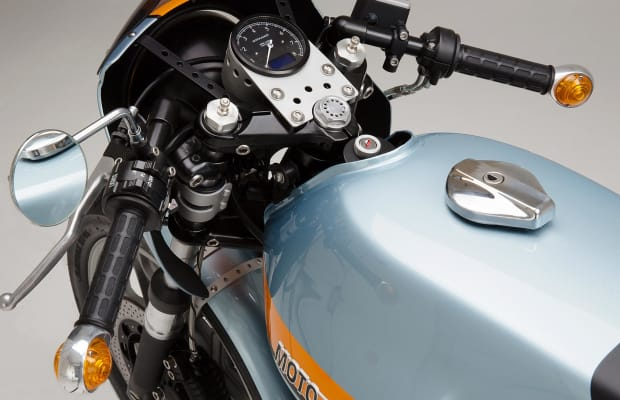 5 Stunning Custom Motorcycles From Kaffeemaschine