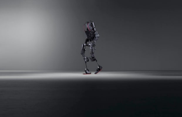 Watch Tony Stark-Esque Technology Help People Walk Again